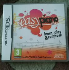 Easy Piano (Nintendo DS, 2009)