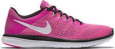 Nike Womens Flex 2016 Running Free flyknit Neu Gr:38,5 Pink Sneaker Presto moire