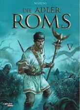 Las águilas de Roma 5, carlsen