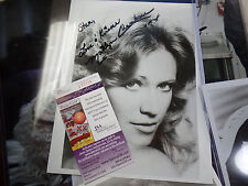 Marilyn Chambers JSA COA SIGNED 8x10 autograph legendary Porn Star James Spence