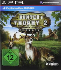 Hunter's Trophy 2 - Europa (Sony PlayStation 3 Ps3, 2012)