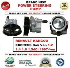 POWER STEERING PUMP for RENAULT KANGOO EXPRESS Van 1.2 1.4 1.6 1.5dCi 1997->on