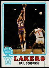 Gail Goodrich 1973-74 Topps #55 Lakers
