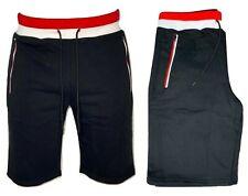 Men's Sport Drawstring Sweat Shorts Zippered Pockets Fitness Gym Lounge wear USA
