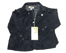 Armani Baby New Boys LIGHTWEIGHT NYLON SPRING JACKET Sz: 12M RTL: $195 Q558