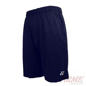 Yonex Mens Training Range Shorts YS2000EX - Navy Blue