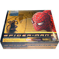 SPIDERMAN 2 - Movie Trading Cards Factory Sealed Box (Upper Deck) #NEW