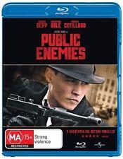 Public Enemies - Johnny Depp -  Reg B Blu-ray Low P&H