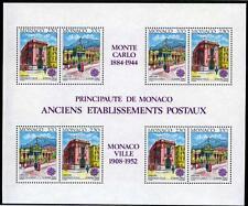1990 MONACO BLOC N°49 DENTELE EUROPA xx