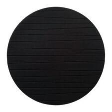 "IKEA place mat 15"" purple green black blue round modern table placemat pad Panna"