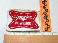 Miller Beer Patch Vintage