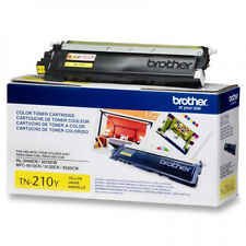 GENUINE OEM BROTHER TN210Y YELLOW TONER CARTRIDGE