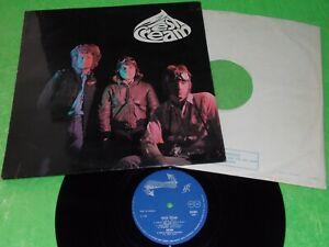 CREAM : Fresh Cream - Original 1966 UK 1st press Stereo LP EX/NM 215