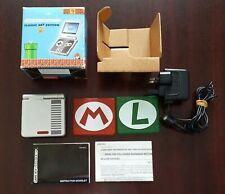 Game Boy Advance SP Clásico NES Edición Limitada