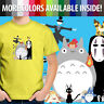 Studio Ghibli Spirited Away Totoro Howl Ponyo Kiki Unisex Kids Tee Youth T-Shirt