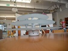 -2 grandi lampade a plafoniera design Sergio Mazza