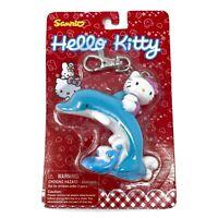 Hello Kitty Mascot Rare Figure Dolphin