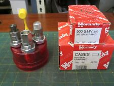 Reloading Tools * Dies * Lee * 500 S&W * Carbide + Brass