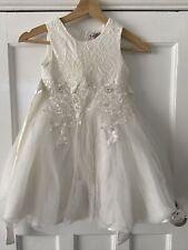 Girls Bridesmail Dress Age 5-6