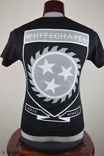 White Chapel Est MMVI Mens Black S Graphic T Shirt Short Sleeves