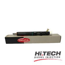 Kia Carnival / Hyundai KJ 2.9L injector set x4 Delphi R03902D / 33800-4X400