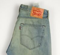 Levi's Strauss & Co Hommes 501 Jeans Jambe Droite Taille W33 L34 AMZ1360