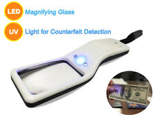5x Ultra Bright Portable Magnifier-Multifunctional Portable LED Pocket Magnifier