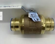 """2"""" Pipe Apolloxpress Propress P X P LF Ball Valve Copper Tube 77WLF-148-01"""