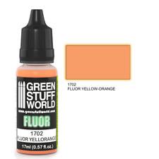 Fluor Paint YELLOW-ORANGE - GSW