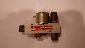 Dow Key coaxial relay switch