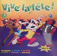 CD VIVE LA FETE ! Ref 3409