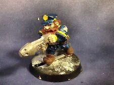 Warhammer 40k Squat Metal Plasma Gunner