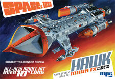 MPC Space: 1999 Hawk IX fighter ship plastic model kit 1/72  IN STOCK!!