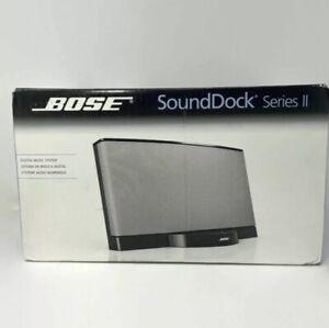 🔥Brand New Bose SoundDock Series II Digital Music System Sealed 310583 1300