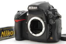 N.MINT Nikon D700 12.1 MP DSLR Full Frame Digital Camera shot 34,423 from Japan