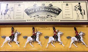 Britains: Boxed Set 8850 - The 2nd Dragoons. 54mm MIB