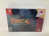 Turok 2 Seeds of Evil Classic Edition Nintendo Switch