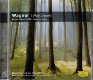 Wagner  Walkürenritt, CD-Album