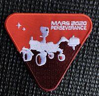 NASA JPL - MARS 2020 PERSEVERANCE ROVER - Exploration Program Mission PATCH
