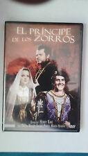 """DVD """"EL PRINCIPE DE LOS ZORROS"""" HENRY KING"""