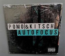 Factory Sealed! POMO AND KITSCH ~ AUTOFOCUS Scarce cd Grant Inman