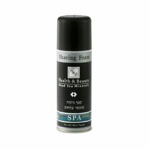 H&B Shaving Foam Dead Sea Minerals For Men All Skin Types 250 ml 8.4 fl oz