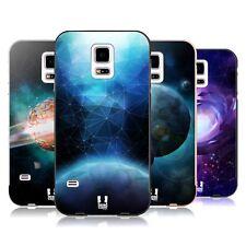 HEAD CASE DESIGNS DISCOVERING UNIVERSE GOLD SLIDER CASE FOR SAMSUNG PHONES