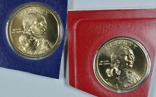 2018 P & D Sacagawea dollar in mint wrap  See description