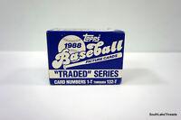 1988 Topps Traded Baseball Set Roberto Alomar  RC