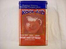Kool-Aid Limited Edition Heritage Canister Vintage Advertisement Sealed Kool Aid