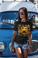 Tiger King Joe Exotic Netflix HERE KITTY KITTY T shirt