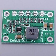 5-16V To 1.25V/1.5V/1.8V/2.5V/3.3V/5V Adjustable Step Down Power Supply Module