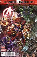 AVENGERS #42 - Marvel Now! - New Bagged