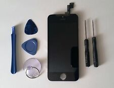 iPhone 5S LCD & Touch Screen Digitizer Assembly Replacement BLACK LCD + TOOLS UK